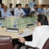 Chief Secretary reviews level of disaster preparedness in the state