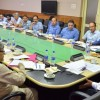 Advisor Vyas reviews progress of flagship projects in power sector