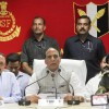 Rajnath Singh inaugurated smart fencing Project in J&K