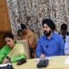 Div Com Kashmir issues Weather Advisory