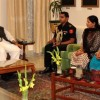 Delegation of Angawadi Workers and Helpers Union meets Governor