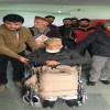 Geelani taken to SKIMS hospital after chest pain