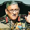 Army Only Facilitating Peace in Jammu and Kashmir: Rawat